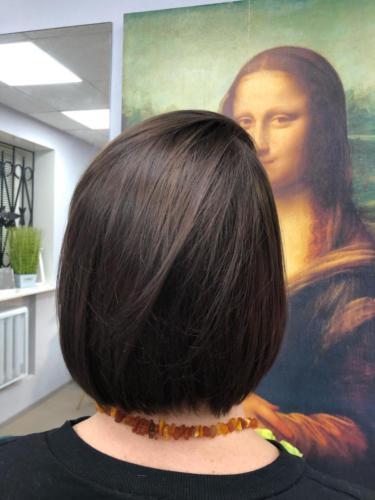 окрашивание парикмахерская